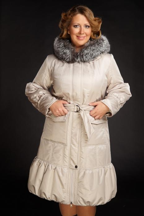 Теплая Зимняя Женская Одежда