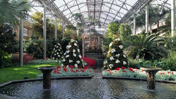 Сады Лонгвуда, Пенсильвания, США. 28565