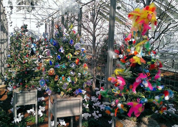 Сады Лонгвуда, Пенсильвания, США. 77236