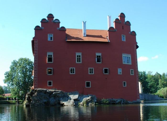 Червена Лгота - сказочный замок 10518