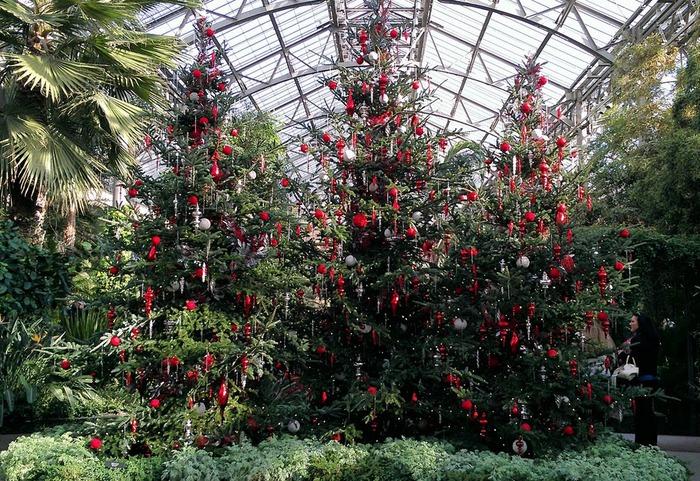Сады Лонгвуда, Пенсильвания, США. 22649