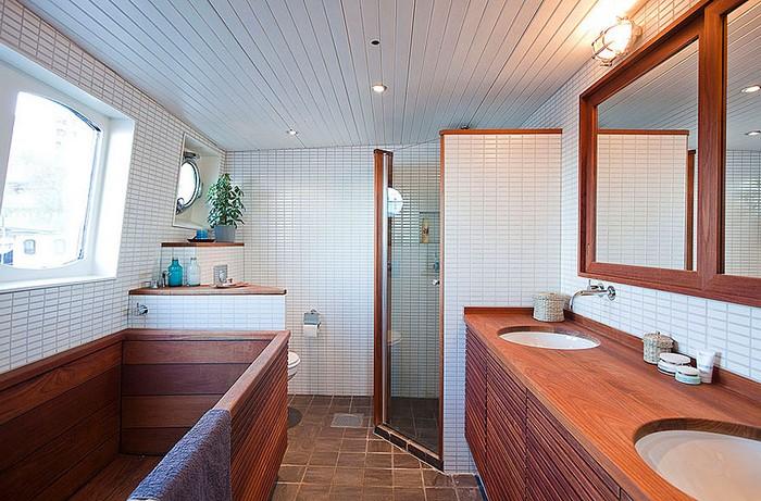 Мечта путешественника - дом на воде