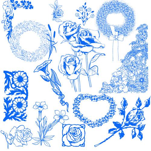 Рисунки орнаменты узоры