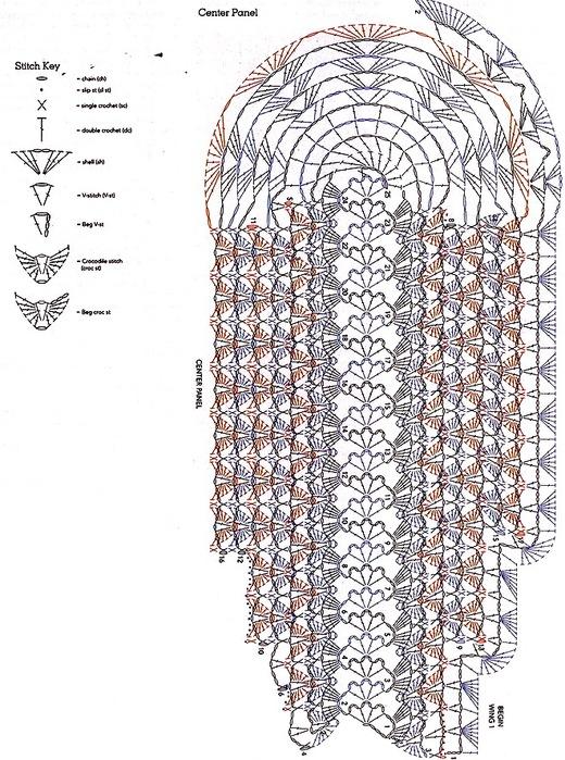 """Схема В - переход на """"крылья"""""""