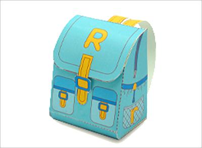 Рюкзак из картона своими руками фото