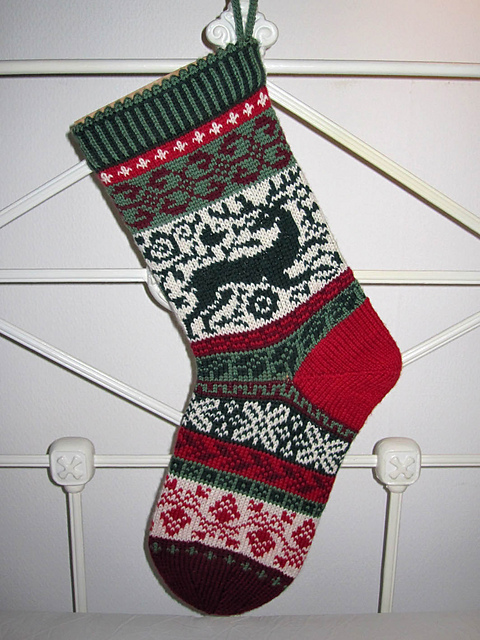Christmas stocking patterns christmas stockings knitted christmas