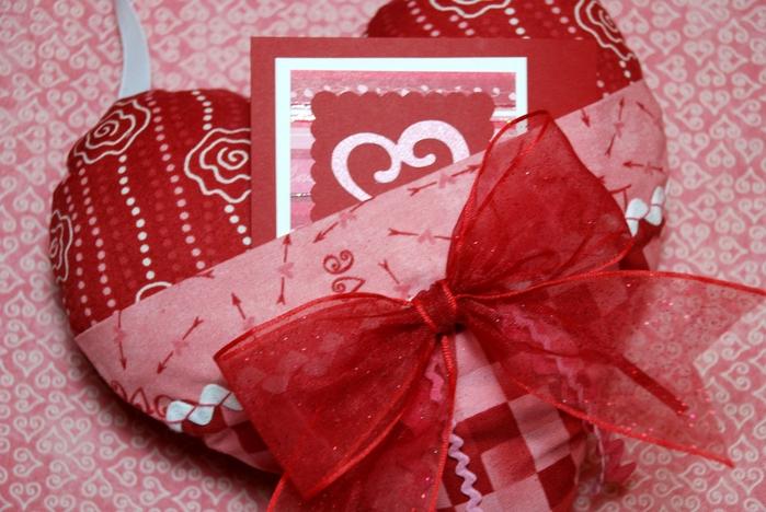 Валентинки фото своими руками из ткани 133