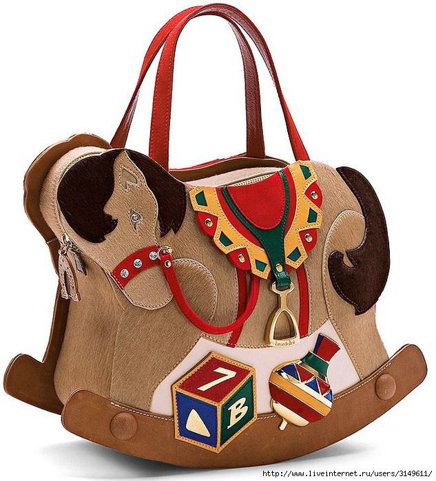 意大利女装手袋公司BRACCIALINI的灵感三(动植物) - maomao - 我随心动
