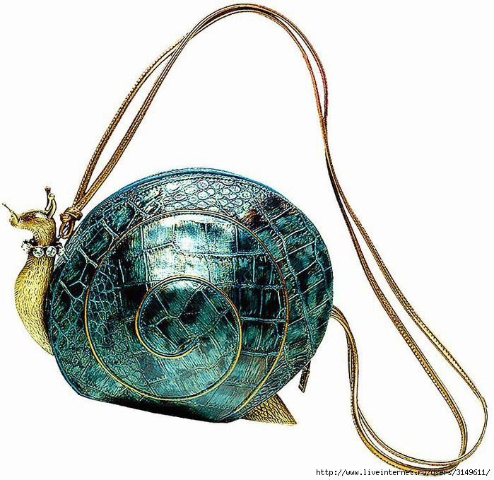 Braccialini 2012 оригинальные сумки - Портал о самом главном.