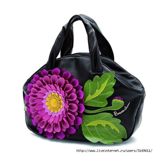 Стильная мода.  Уникальные сумки Braccialini - источник вдохновения...