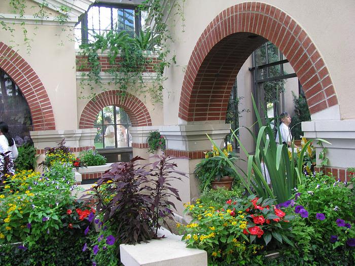 Сады Лонгвуда, Пенсильвания, США. 71617