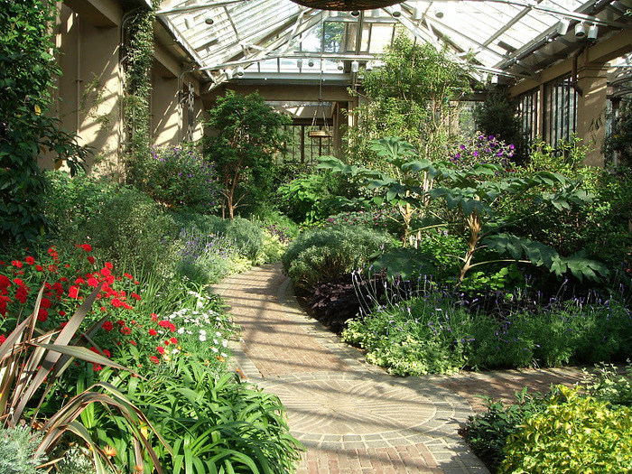 Сады Лонгвуда, Пенсильвания, США. 83975