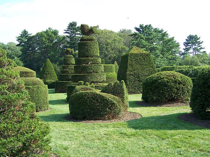 Сады Лонгвуда, Пенсильвания, США. 38864
