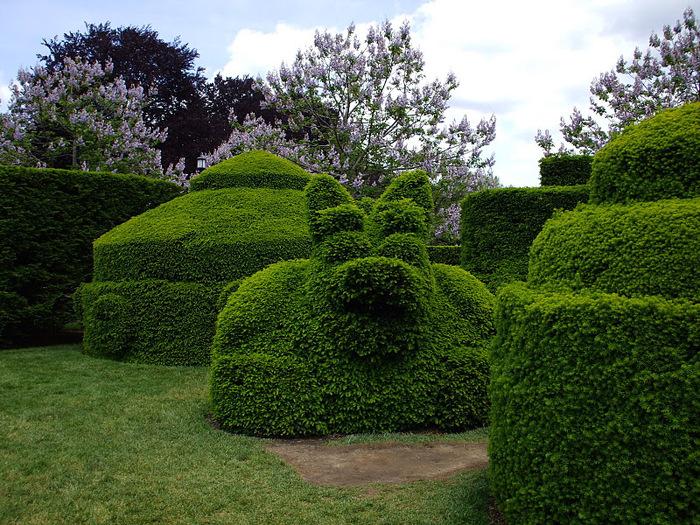 Сады Лонгвуда, Пенсильвания, США. 66185