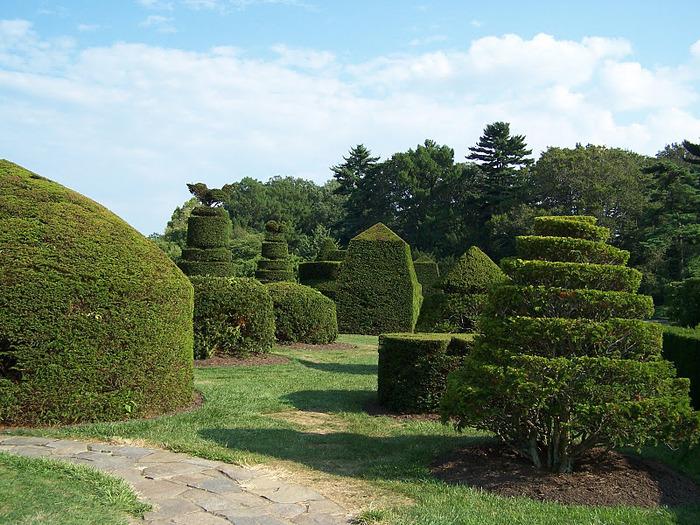 Сады Лонгвуда, Пенсильвания, США. 86795