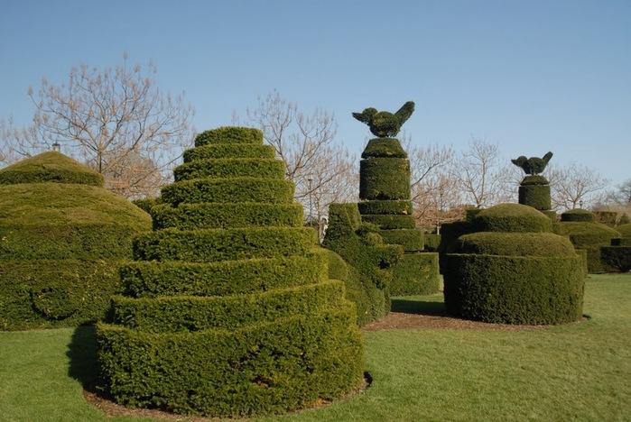 Сады Лонгвуда, Пенсильвания, США. 35340