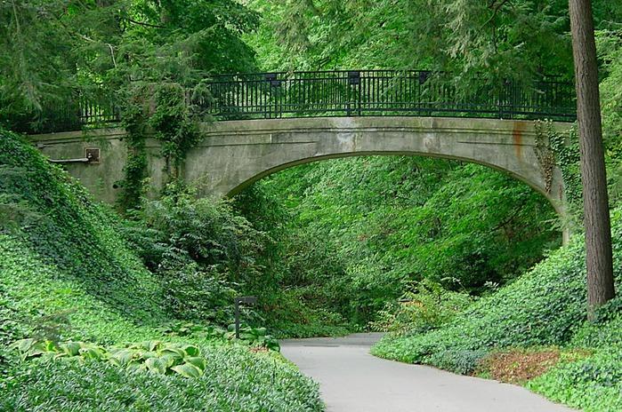 Сады Лонгвуда, Пенсильвания, США. 23794