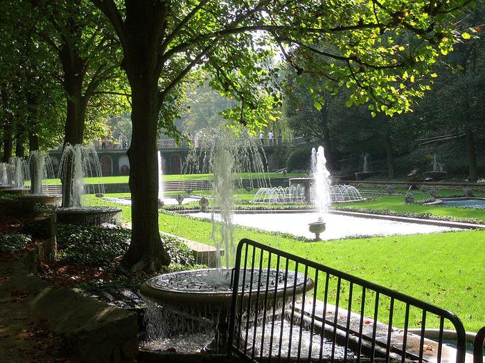 Сады Лонгвуда, Пенсильвания, США. 38499