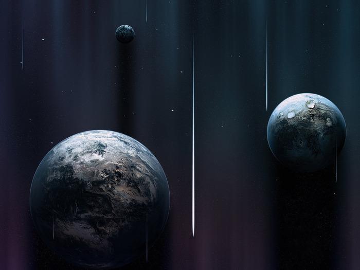 Фантастический космос