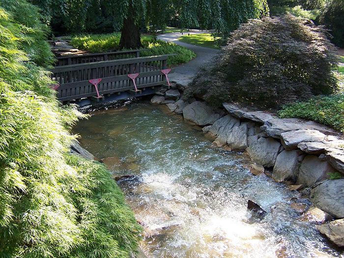 Сады Лонгвуда, Пенсильвания, США. 76396
