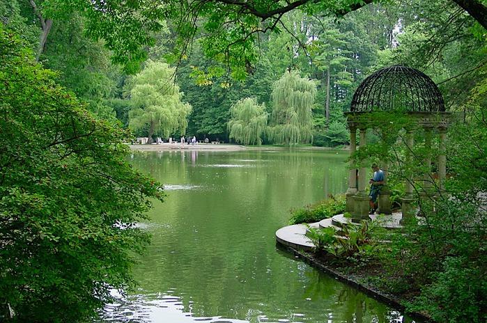 Сады Лонгвуда, Пенсильвания, США. 59917