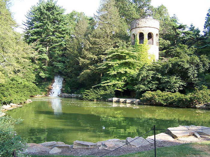 Сады Лонгвуда, Пенсильвания, США. 40438