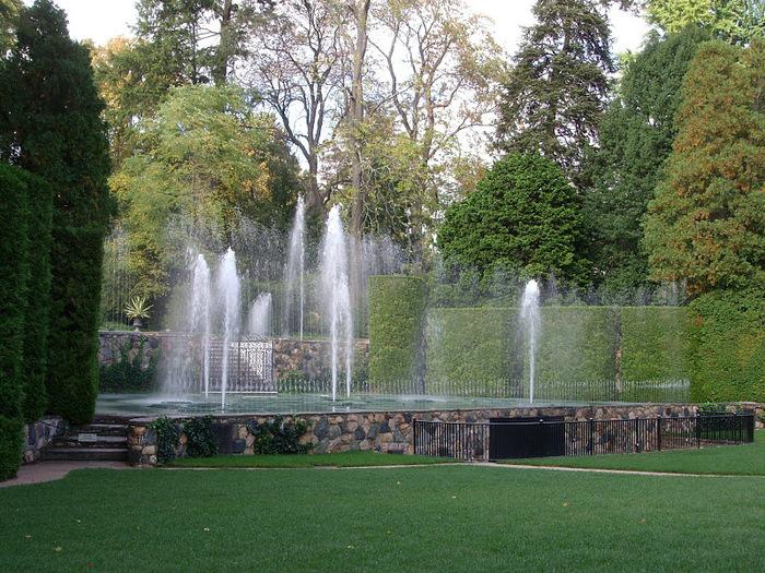 Сады Лонгвуда, Пенсильвания, США. 53430