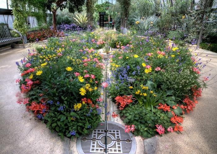 Сады Лонгвуда, Пенсильвания, США. 17577