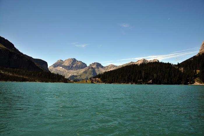 Озеро Oeschinensee 52981
