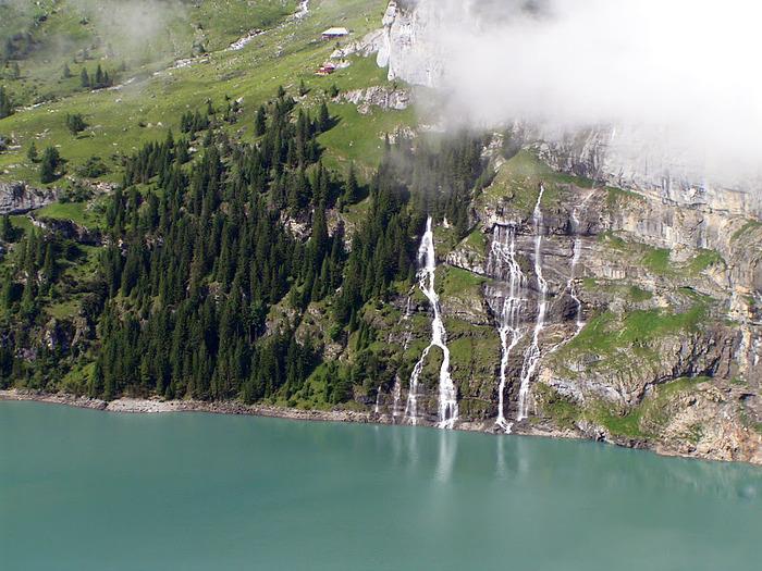 Озеро Oeschinensee 69676