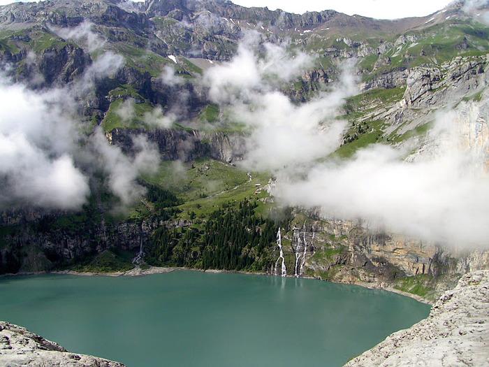 Озеро Oeschinensee 79966
