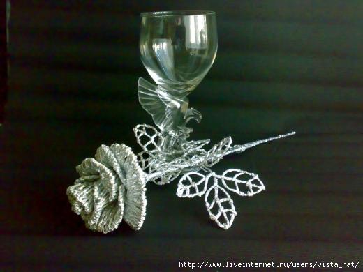 Серебрянная роза_1 (520x390, 155Kb)