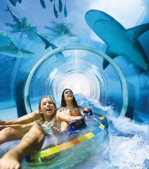 Аквапарки в Дубаи. Обсуждение