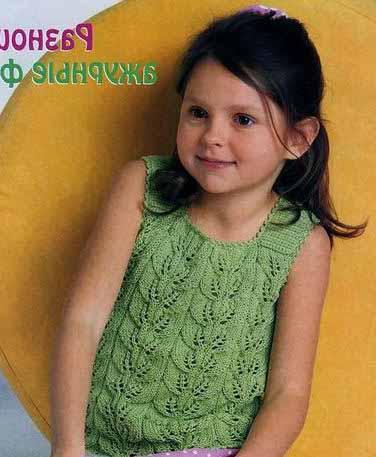Вязание летних кофточек крючком девочкам