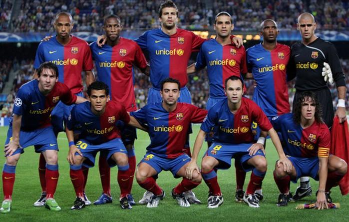 Барселона - лучший клуб планеты