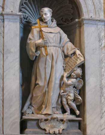 St Francis of Assisi-FounderSaint-b (350x450, 35Kb)