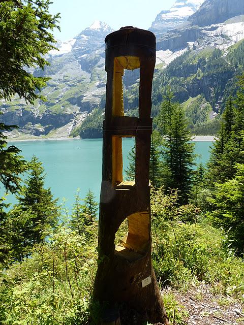 Озеро Oeschinensee 68417
