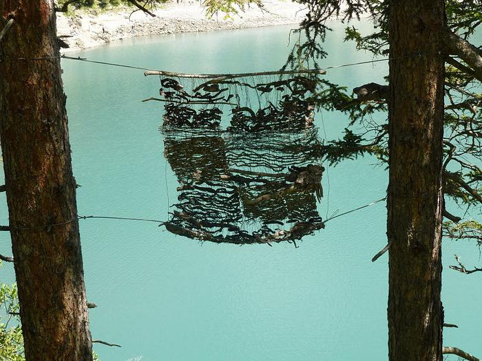 Озеро Oeschinensee 84994