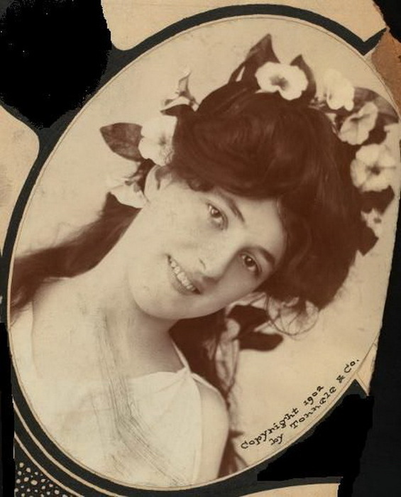 Evelyn nesbit wedding