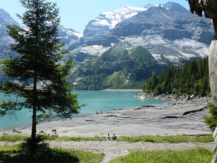 Озеро Oeschinensee 61749