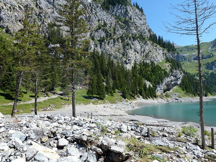 Озеро Oeschinensee 11648