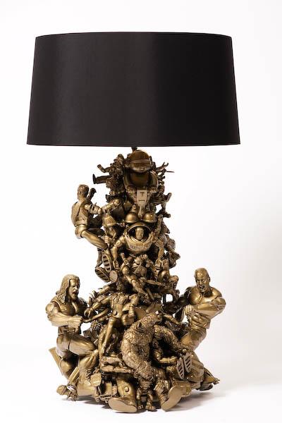 Лампа из игрушек 86438