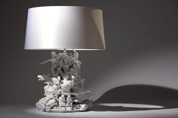 Лампа из игрушек 53118