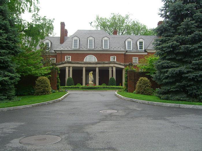 дом-музей Сады Хилвудa, Пенсильвания, США. 16414