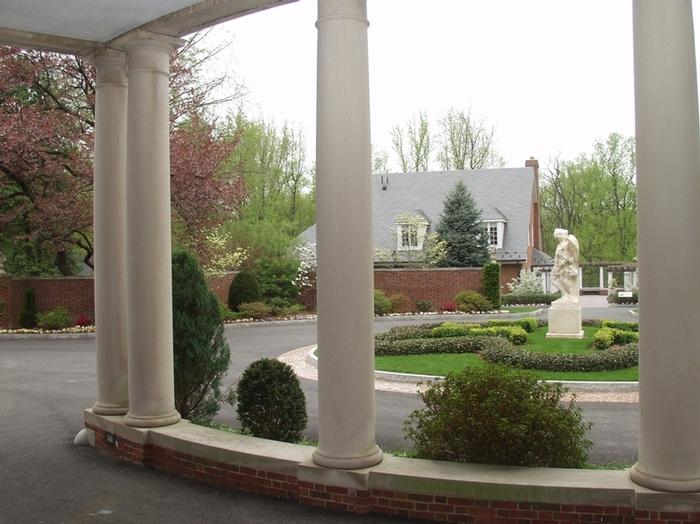 дом-музей Сады Хилвудa, Пенсильвания, США. 23554