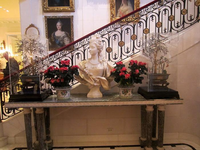 дом-музей Сады Хилвудa, Пенсильвания, США. 70113