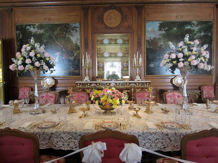 дом-музей Сады Хилвудa, Пенсильвания, США. 12746