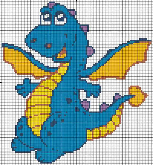 дракошка (648x700, 76Kb)
