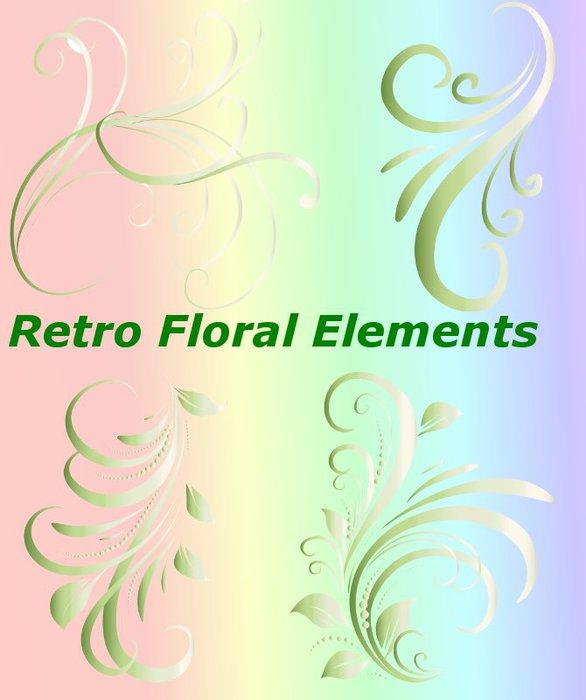 3291761_01Retro_Floral_Elements (586x700, 44Kb)
