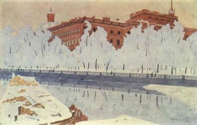 мандельштам ленинград я вернулся в свой город знакомый до